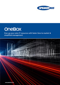 onebox trader voice overview brochure