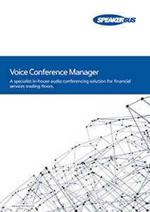 voice conference manager overview brochure