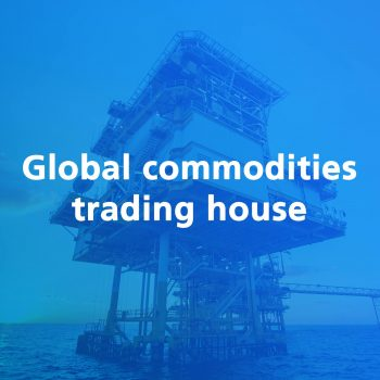 global commodities trading house