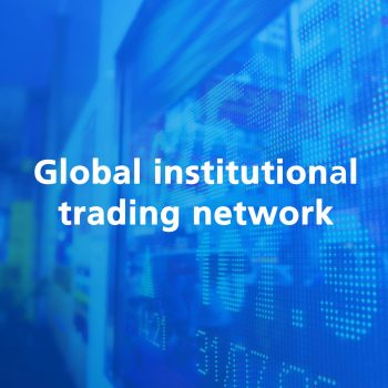 global institutional trading network