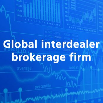 Global interdealer brokerage firm
