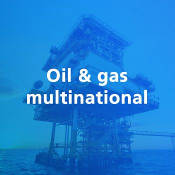 Oil and gas multinational