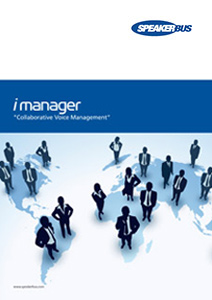 speakerbus imanager product brochure ver2
