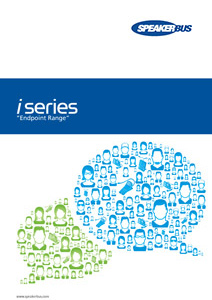 speakerbus iseries endpoint brochure