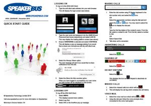 iManager ARIA user guide